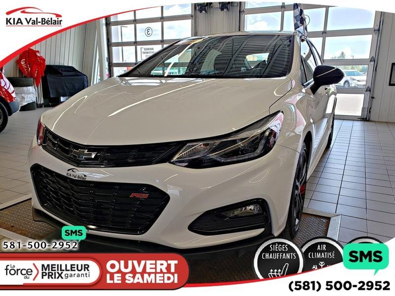 Chevrolet Cruze 2018 *LT*TOIT*AIR*CRUISE*REDLINE EDITION* #V190788A