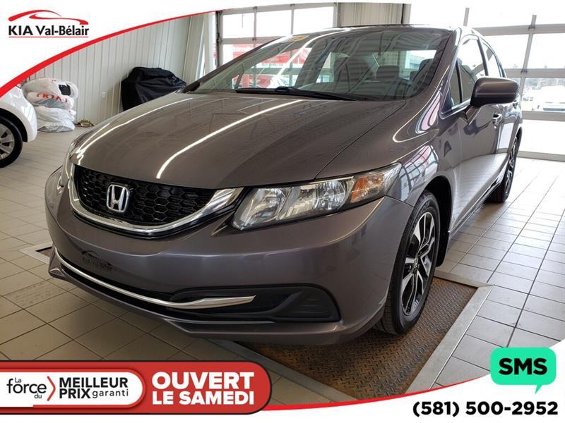 Honda Civic 2014 *EX* CECI EST UNE HONDA CIVIC EX 2015* #VU550D