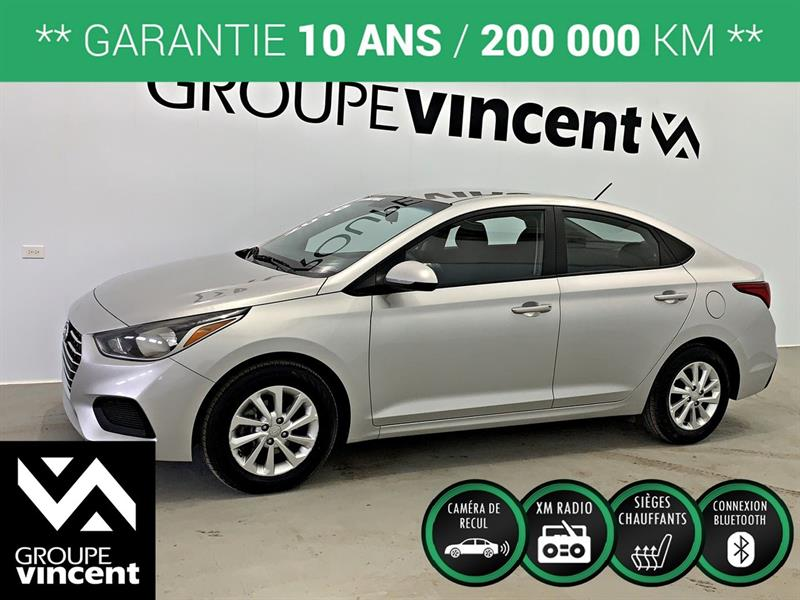Hyundai Accent 2018 GL ** GARANTIE 10 ANS ** #1615AT-V
