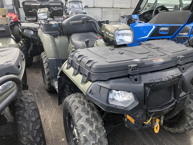 Polaris Sportsman X2 550 2012
