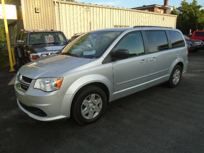 Dodge Grand Caravan 2012 STO N GO #11999