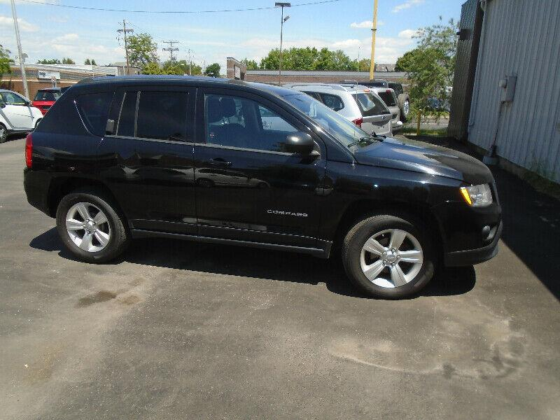 2012 Jeep Compass FWD 4dr Sport #14988