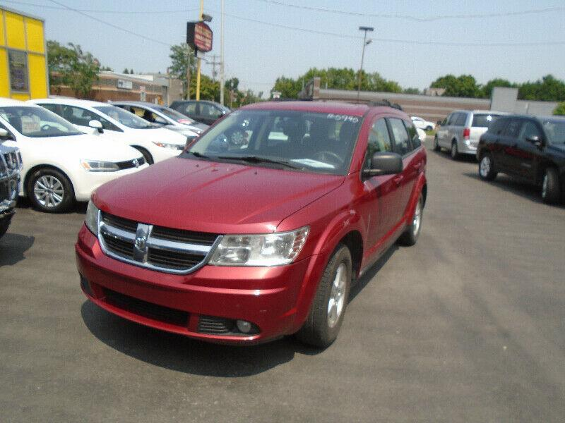 Dodge Journey 2010 FWD 4dr SE #14132
