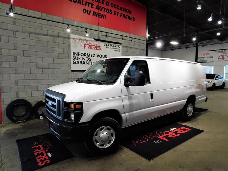 Ford Econoline Cargo Van 2014 E-250 Ext #2893