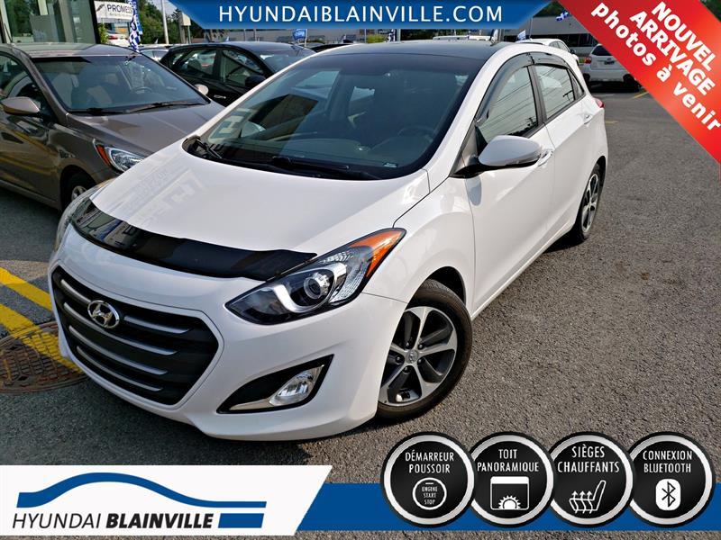 2016 Hyundai Elantra Gt  GLS, MANUEL,TOIT PANO #A-2881