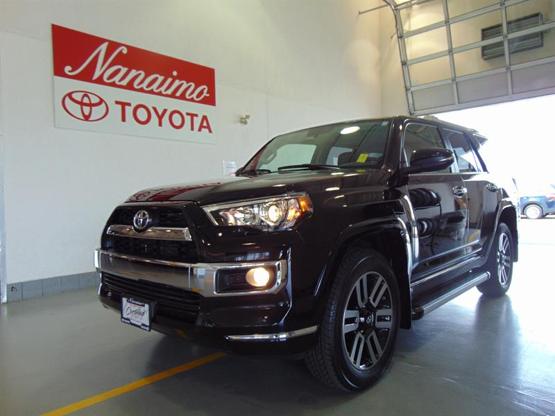 2018 Toyota 4Runner 4WD Limited 5-Passenger  #21205AX