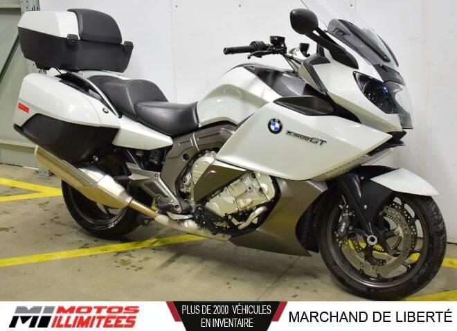 BMW K1600GT 2011