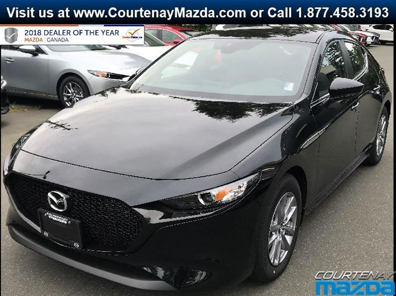 2019 Mazda 3 Sport GX at #19MZ35754-NEW