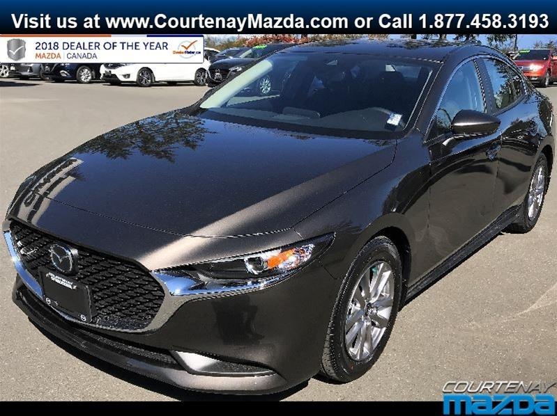 2019 Mazda 3 GS at #19MZ33260-NEW