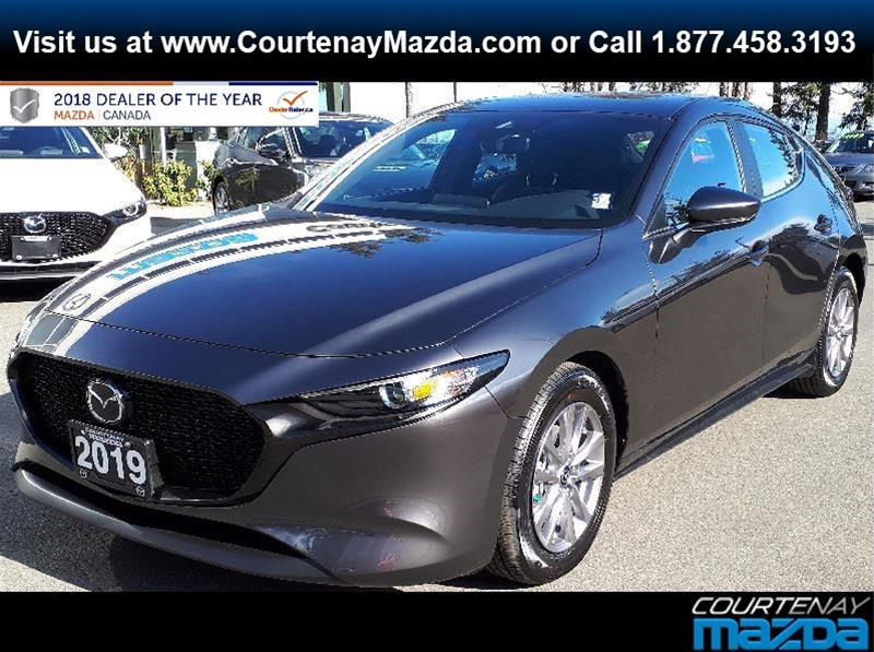 2019 Mazda 3 Sport GS at #19MZ31797-NEW