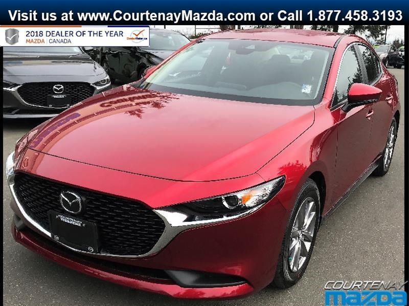 2019 Mazda 3 GS at #19MZ30951-NEW