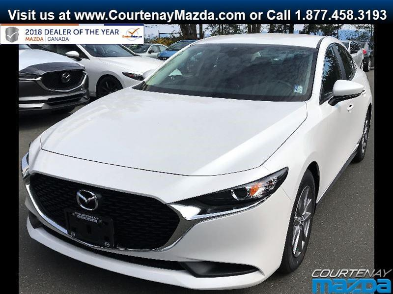 2019 Mazda 3 GX at #19MZ34078-NEW