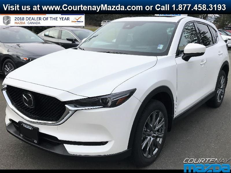 2019 Mazda CX-5 Signature AWD at #19CX55698-NEW