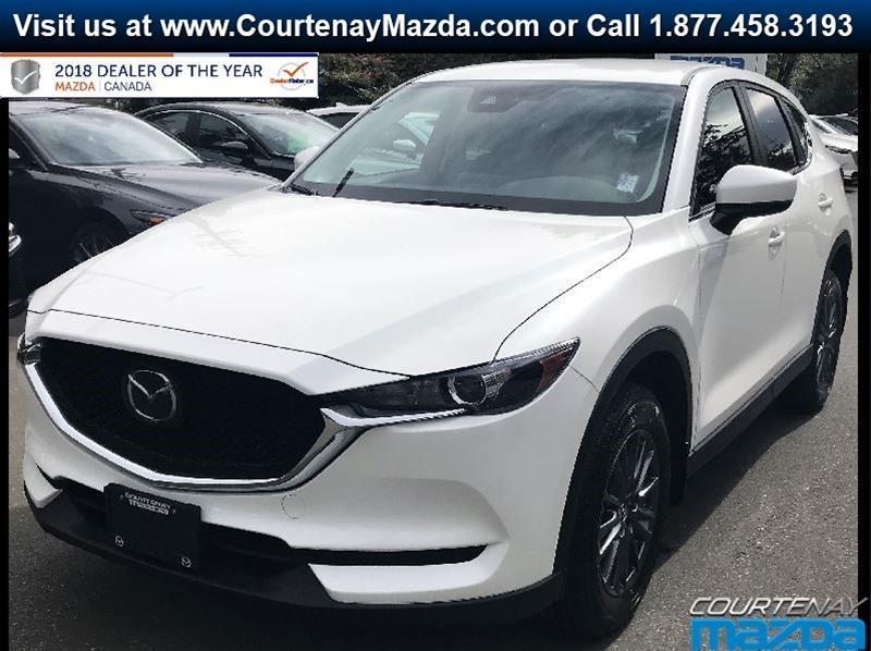 2019 Mazda CX-5 GX AWD at #19CX56574-NEW