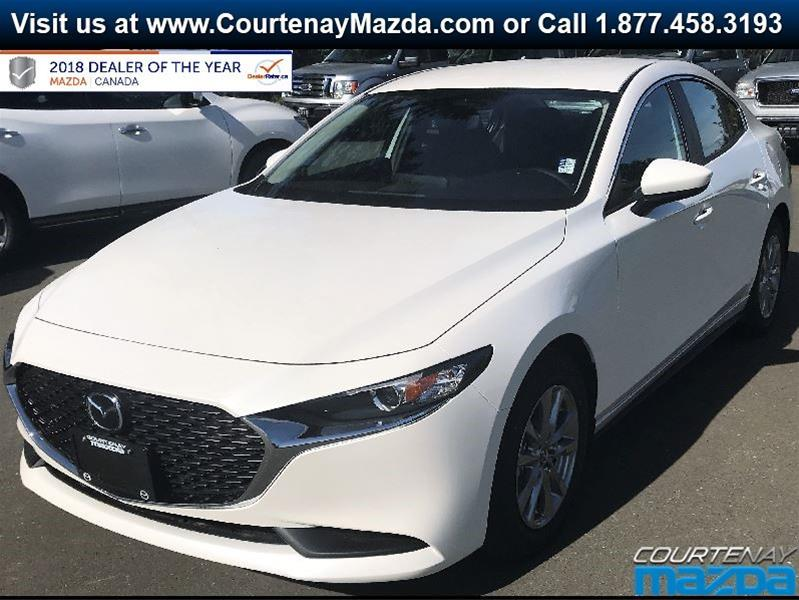 2019 Mazda 3 GS at #19MZ38271-NEW