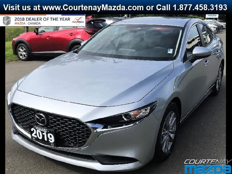 2019 Mazda 3 Gs At #19MZ31820