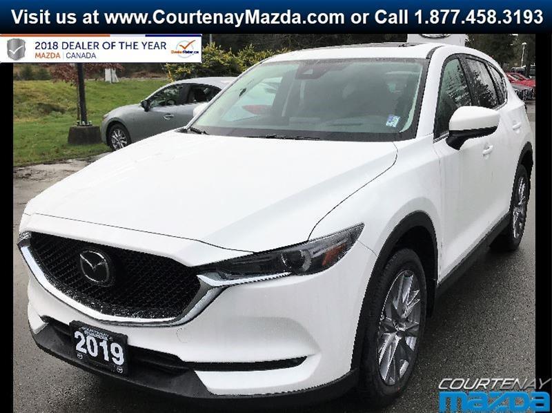 2019 Mazda CX-5 Gt Awd 2.5l I4 Cd At #19CX55557-NEW
