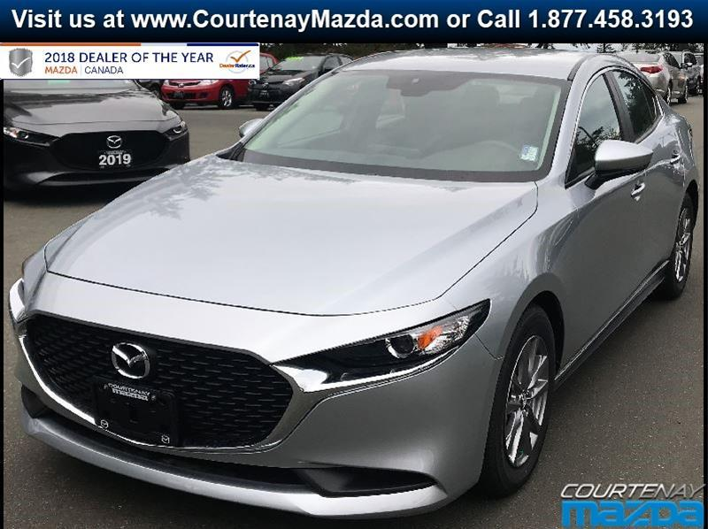 2019 Mazda 3 GX at #19MZ30344-NEW