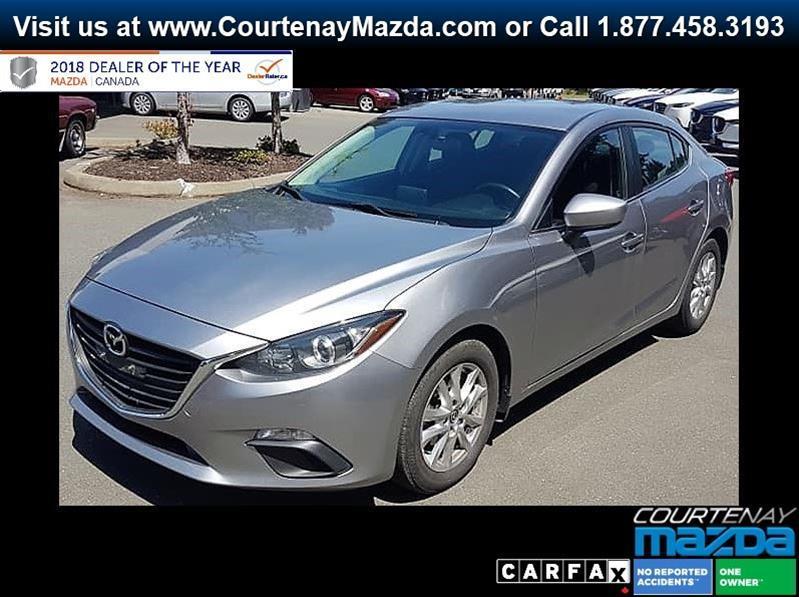 2015 Mazda 3 Gs-Sky At #19CX51765B
