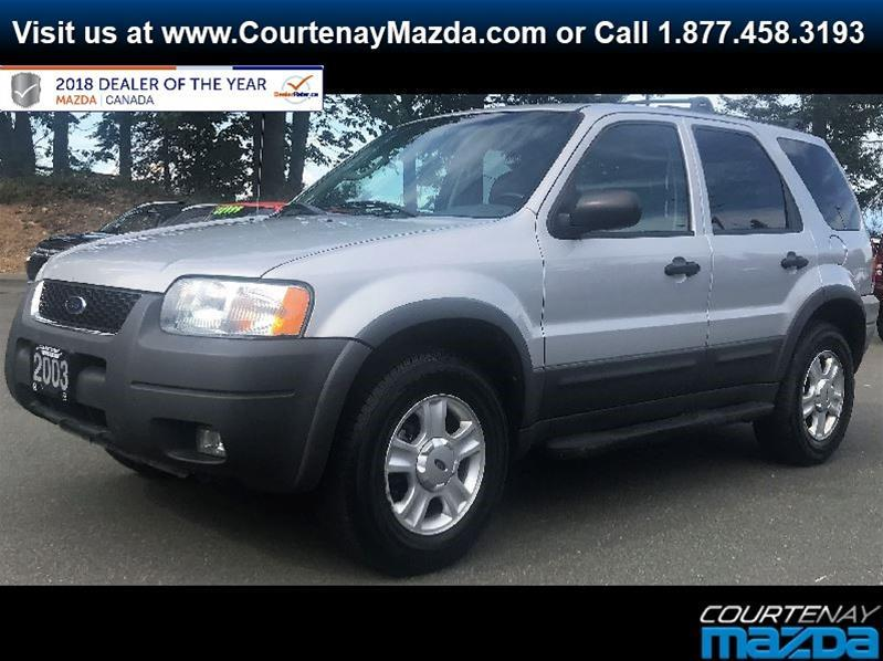 2003 Ford Escape Limited 4Dr 4WD #19MZ36818A