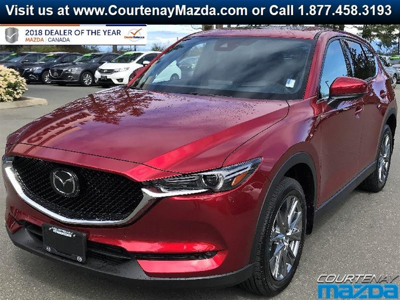 2019 Mazda CX-5 Signature AWD at #19CX53188-NEW