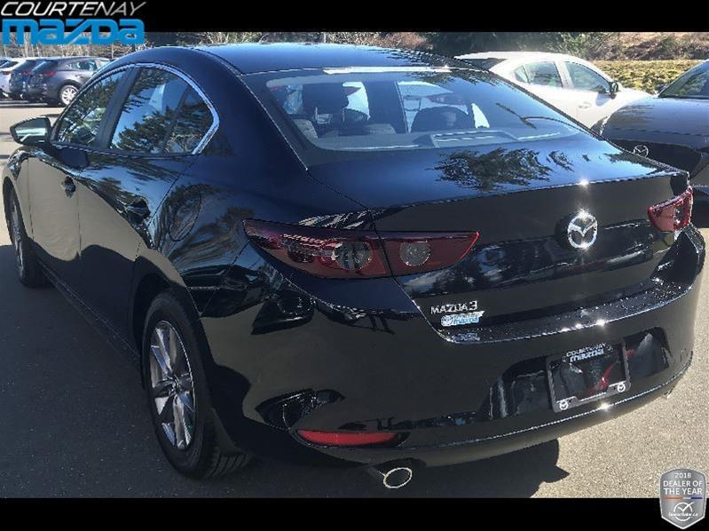2019 Mazda 3 GS at New for sale in Courtenay at Courtenay Mazda