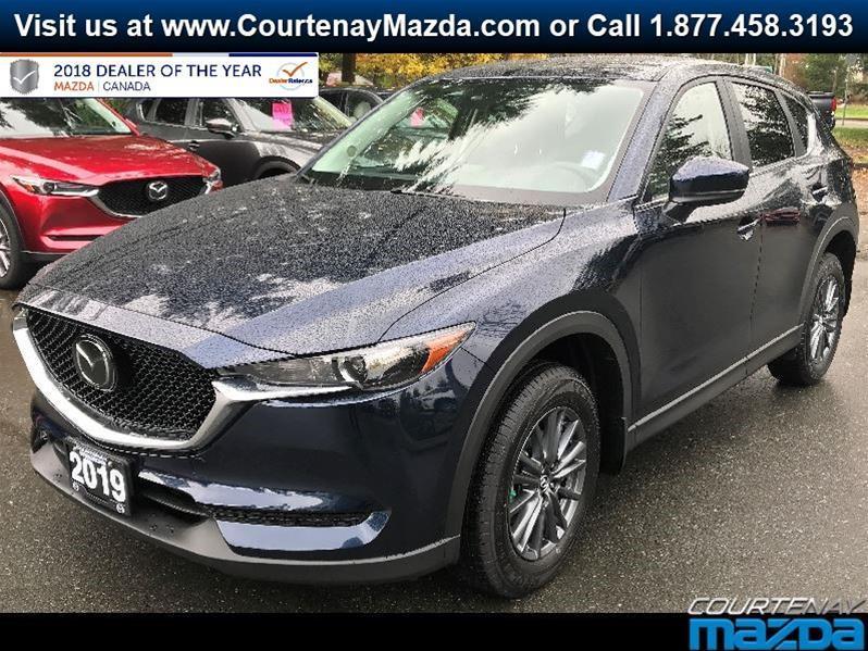 2019 Mazda CX-5 GS AWD at #19CX52786-NEW