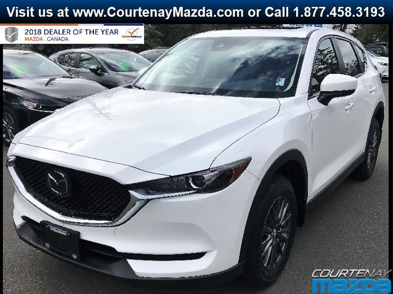 2019 Mazda CX-5 GS AWD at #19CX54075-NEW