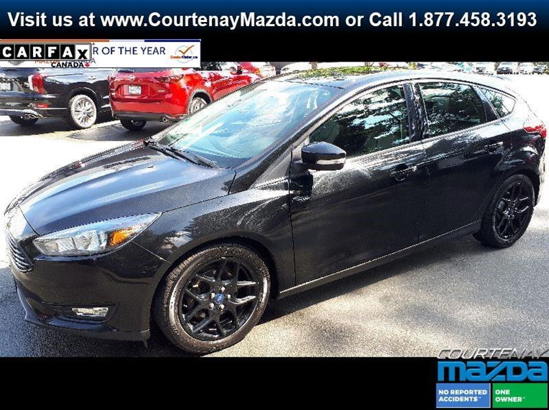 2015 Ford FOCUS Hatch Se #P4868A