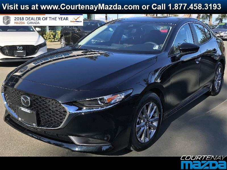 2019 Mazda 3 GS at #19MZ35630-NEW