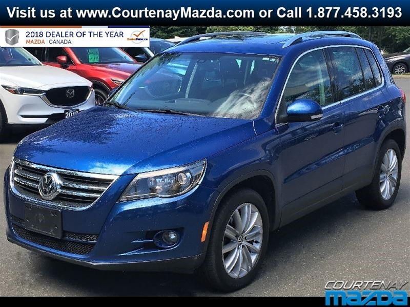 2009 Volkswagen Tiguan Highline 6sp At Tip #P4892