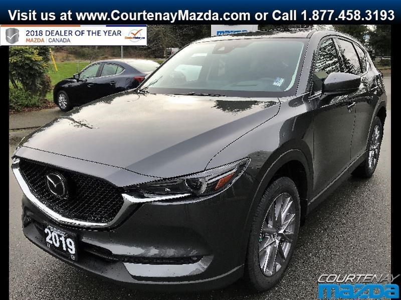2019 Mazda CX-5 GT AWD 2.5L I4 CD at #19CX57741-NEW