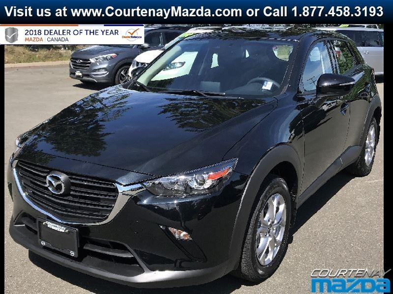 2019 Mazda CX-3 GS AWD at (2) #19CX32491-NEW