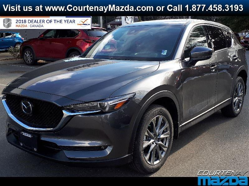 2019 Mazda CX-5 Signature AWD at #19CX52298-NEW