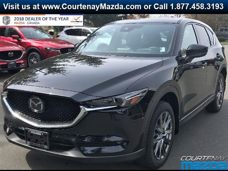 2019 Mazda CX-5 Signature AWD at #19CX50878-NEW