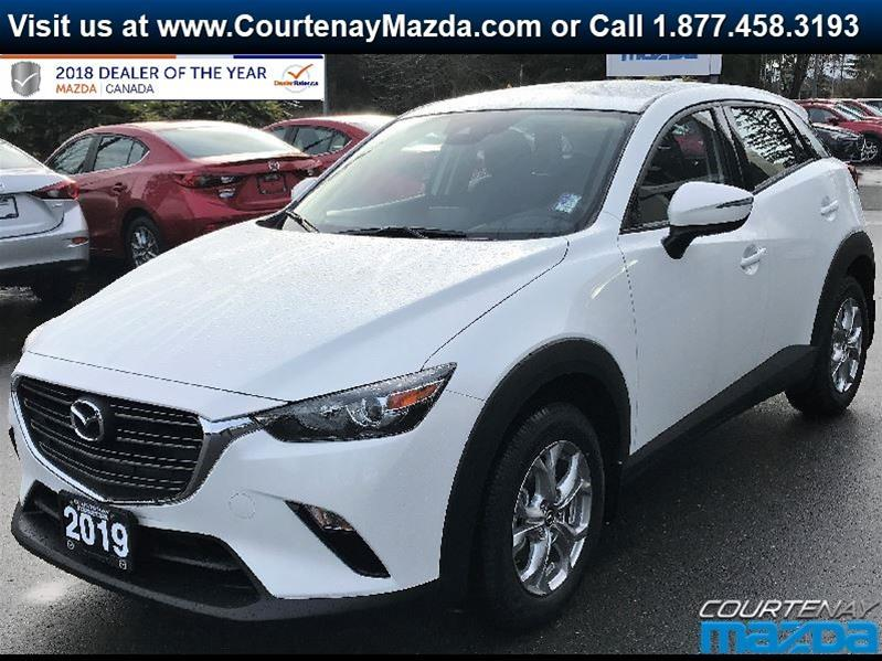 2019 Mazda CX-3 GS FWD at (2) #19CX38964-NEW