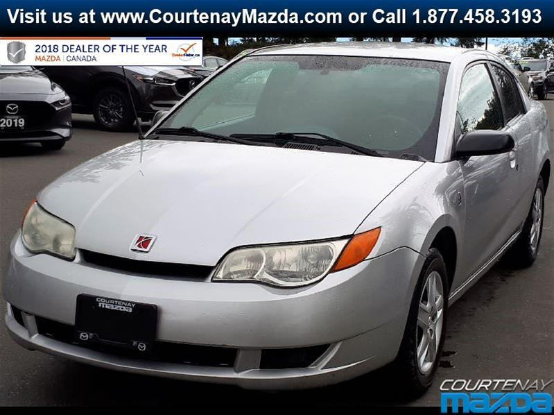 2006 Saturn Ion Base Quad Coupe 5sp #P4864A