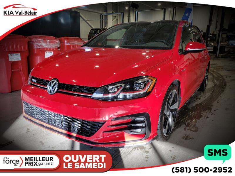 Volkswagen Gti 2018 *5 PORTES*GPS*TOIT*CUIR*CRUISE*AIR* #V200065A