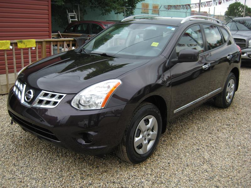2011 Nissan Rogue AWD 4dr #314924