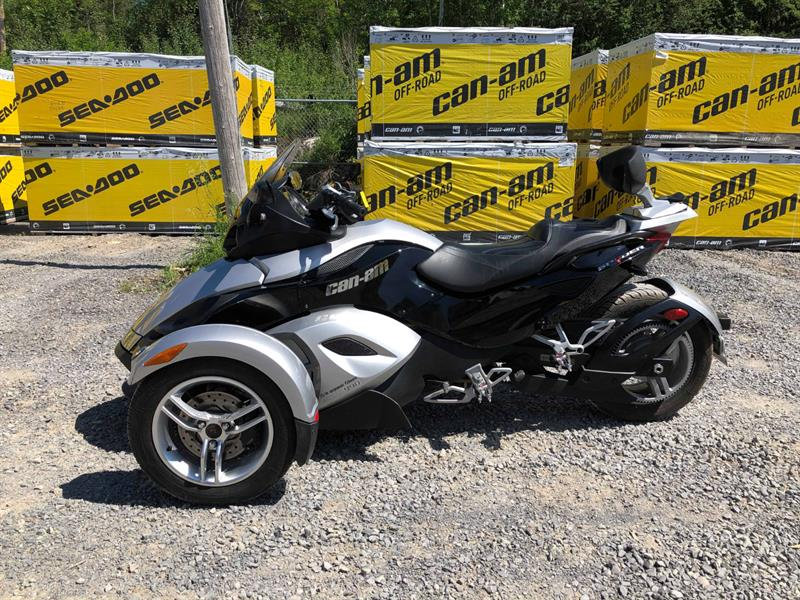 CANAM RS SM5 2008