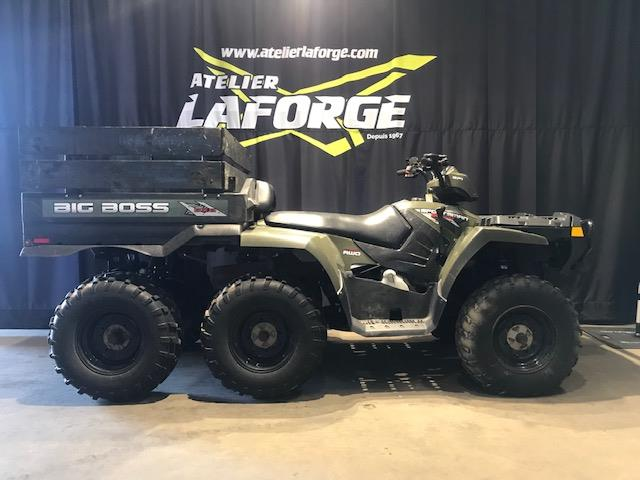 Polaris Sportsman 6X6 2010