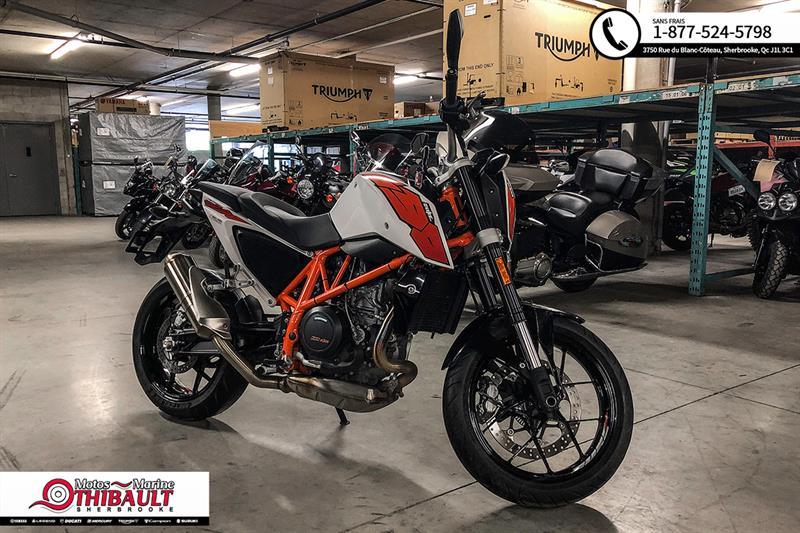 KTM 690 Duke ABS 2015