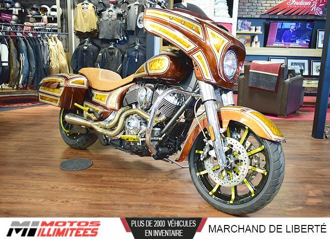 2019 Indian Chieftain Limited Rodéo