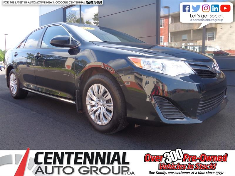 2012 Toyota Camry LE | FWD | NAV | Bluetooth | A/C #P19-036A