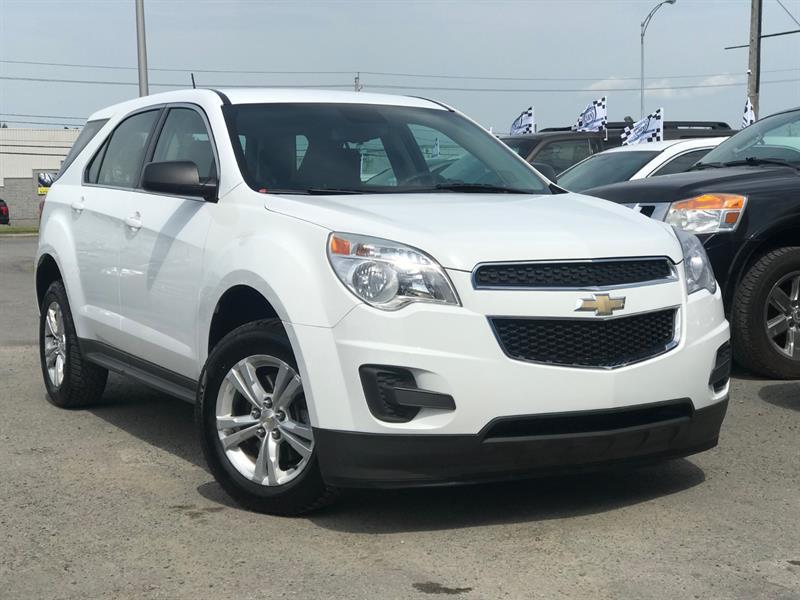 Chevrolet Equinox 2015 LS #F6267170