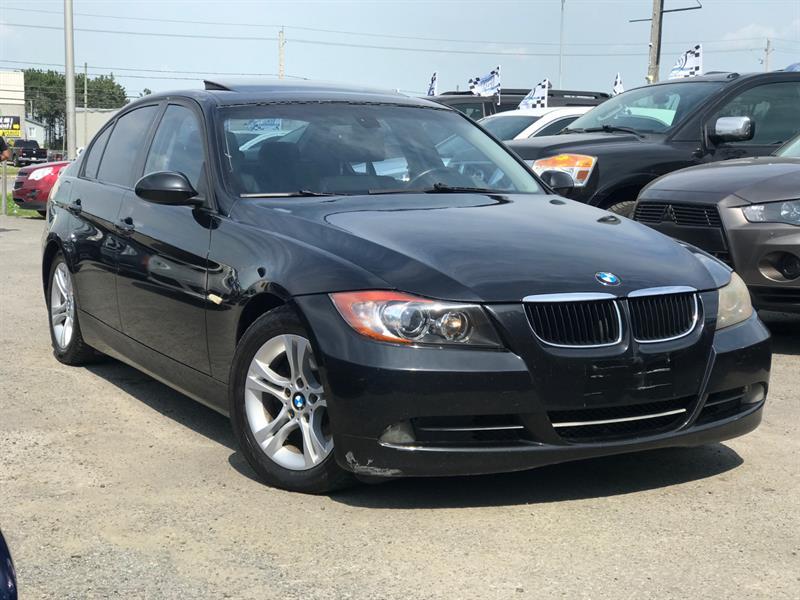 BMW 3 Series 2008 328i #8KX88287