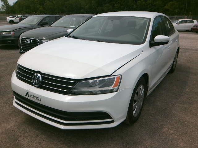 Volkswagen Jetta 2015 FINANCEMENT MAISON **4dr 2.0L Auto #2451 *CERTIFIÉ*