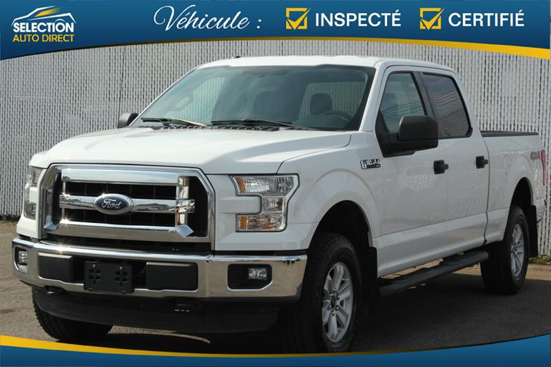 Ford F-150 2015 XLT SuperCrew 4WD #SC08667