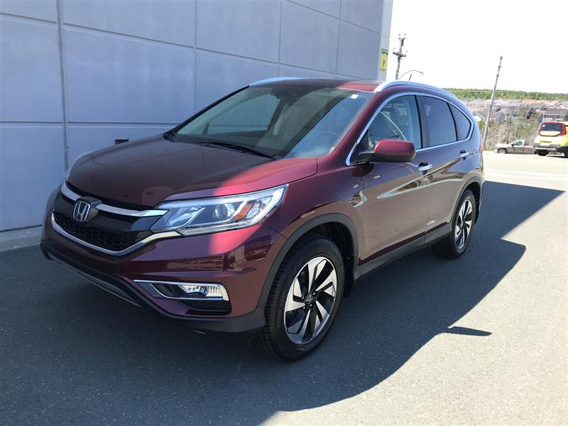 2015 Honda CR-V TOURING AWD #M19255