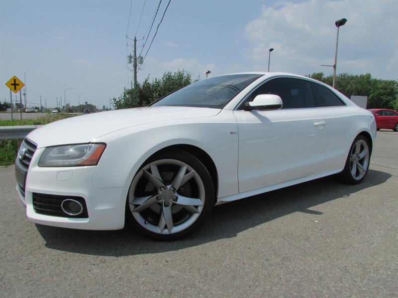 Audi A5 2010 2.0L Premium S-LINE TOIT OUVRANT!! #4505